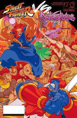 Street Fighter Vs. Darkstalkers (Comic-book) #7