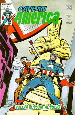 Capitán América Vol. 3 (1975-1980) (Grapa) #34