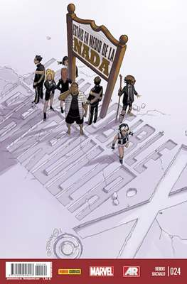 La Imposible Patrulla-X / La Patrulla-X Oro (2012-) (Grapa) #24