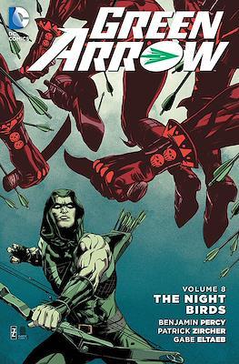 Green Arrow Vol. 5 (2011-2016) #8