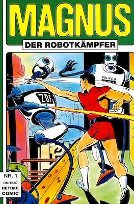 Magnus: Der Robotkämpfer (Softcover. 48 pp) #1