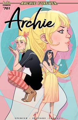 Archie (2015-) (Comic Book) #701
