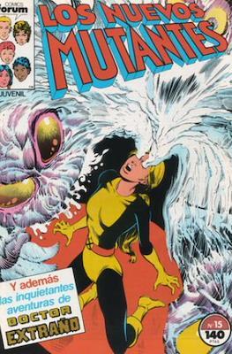 Los Nuevos Mutantes Vol. 1 (1986-1990) (Grapa 32-64 pp) #15