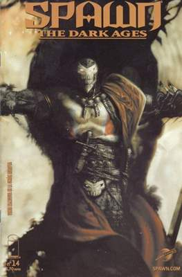 Spawn. The Dark Ages (Grapa 24 pp) #14