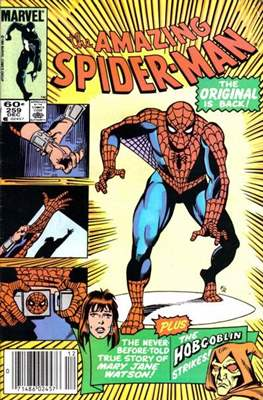 The Amazing Spider-Man Vol. 1 (1963-2007) (Comic-book) #259
