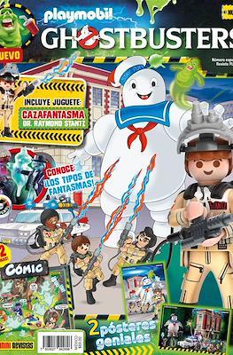 Playmobil Ghostbuster (Revista) #