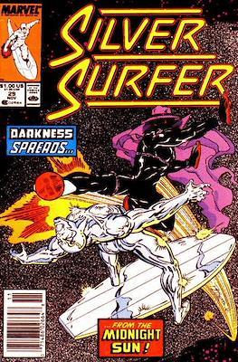 Silver Surfer Vol. 3 (1987-1998) #29