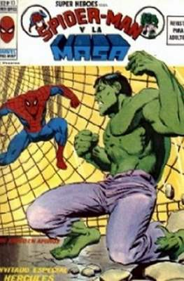 Super heroes V.2 (Grapa, 48 páginas (1974-1980)) #13