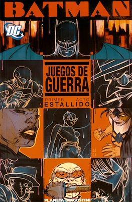 Batman: Juegos de guerra (Rústica 208) #1