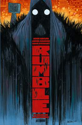 Rumble (Cartoné 144-160 pp) #1