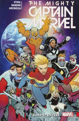 The Mighty Captain Marvel (2017-) #2