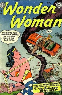 Wonder Woman Vol.1 (1942-1986; 2020-) (Comic Book) #65