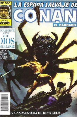 La Espada Salvaje de Conan. Vol 1 (1982-1996) #120