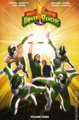 Mighty Morphin Power Rangers (Trade Paperback) #3