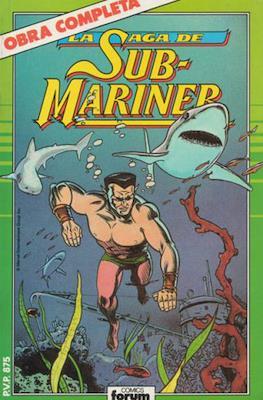La Saga de Sub-Mariner. Obra Completa