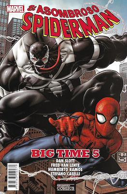 El Asombroso Spiderman (Rústica) #5