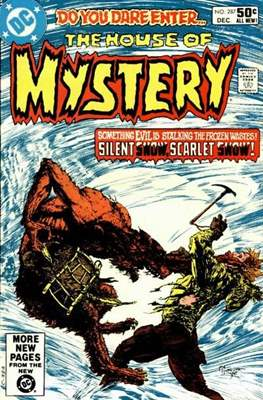 The House of Mystery (Comic Book) #287
