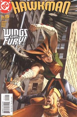Hawkman Vol. 4 (2002-2006) (Comic book) #15