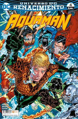 Aquaman. Nuevo Universo DC / Renacimiento (Rústica 72-144 pp) #18/4