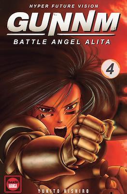 GUNNM: Battle Angel Alita - Hyper Future Vision (Rústica con sobrecubierta) #4