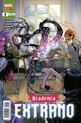 Academia Extraño (2020-) (Grapa) #2