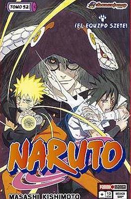 Naruto (Rústica) #52