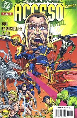DC / Marvel: Acceso Total (1998). Línea Crossover (Grapa) #4