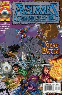 Avataars: Covenant of the Shield #3