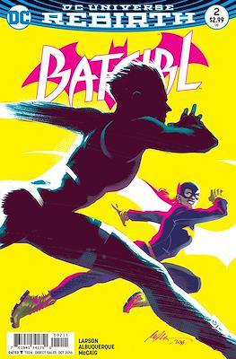 Batgirl Vol. 5 (2016-) #2