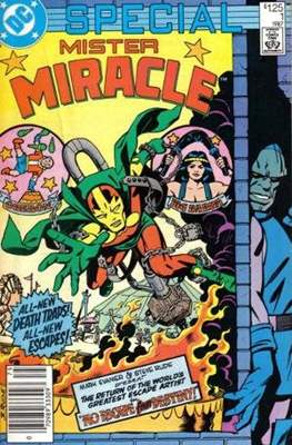 Mister Miracle Special Vol. 1