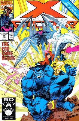 X-Factor Vol. 1 (1986-1998) (Comic Book) #65