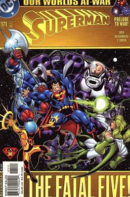 Superman Vol. 2 (1987-2006) (Comic Book) #171
