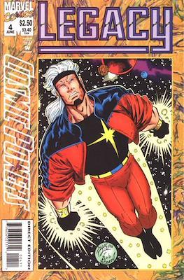 Cosmic Powers (Comic Book 56 pp) #4