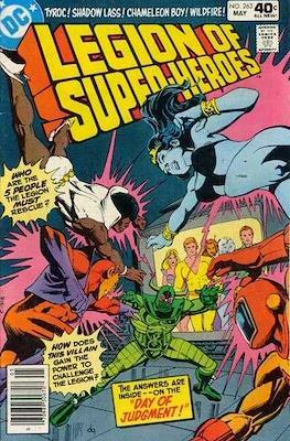 Legion of Super-Heroes Vol. 2 (1980-1987) #263