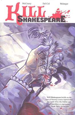 Kill Shakespeare #1