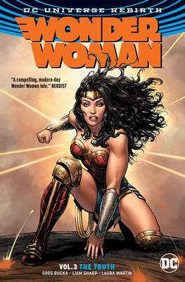 Wonder Woman Vol. 5 (2016-) (Softcover) #3