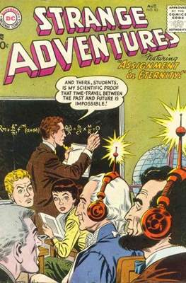 Strange Adventures (Comic Book) #83