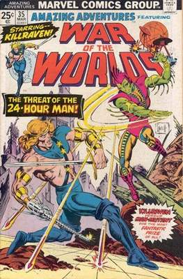 Amazing Adventures (Vol. 2 1970-1976) (Comic Book) #35
