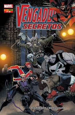 Vengadores Secretos (2011-2015) (Grapa) #26