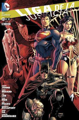 Liga de la Justicia. Nuevo Universo DC / Renacimiento (Grapa) #16