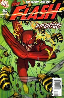 The Flash Vol. 2 (1987-2006) (Comic Book) #244