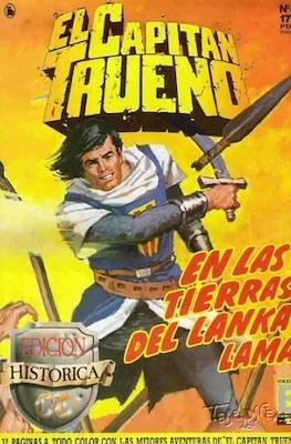 El Capitán Trueno. Edición Histórica (Grapa, 36 páginas) #4