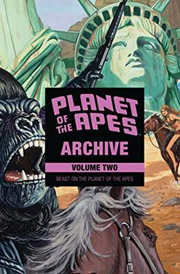 Planet of the Apes Archive (Digital) #2