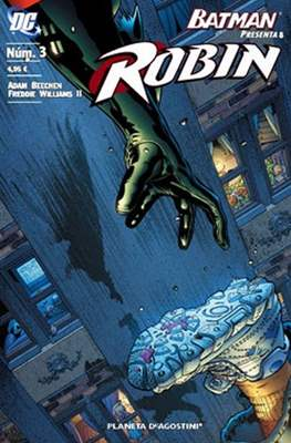 Batman presenta: Catwoman / Robin / Nightwing #8