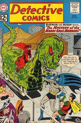 Detective Comics Vol. 1 (1937-2011; 2016-) (Comic Book) #309