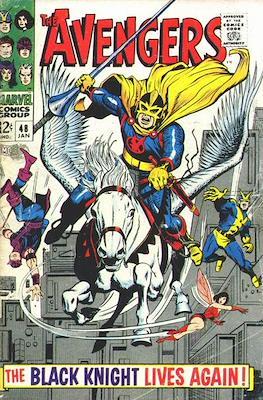 The Avengers Vol. 1 (1963-1996) (Grapa) #48