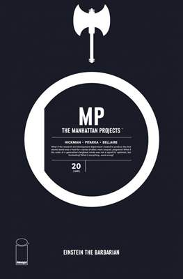 The Manhattan Projects (Comic-book) #20