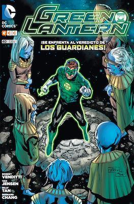 Green Lantern. Nuevo Universo DC / Hal Jordan y los Green Lantern Corps. Renacimiento (Grapa) #40