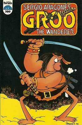 Groo, the Wanderer #1