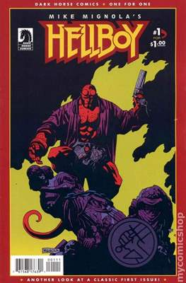 Hellboy: One for One